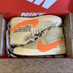 Other - Nike Off White Blazer Mid All Hallows Eve
